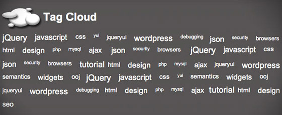 Powered-Tag-Cloud 30+ Best JQuery Tutorials