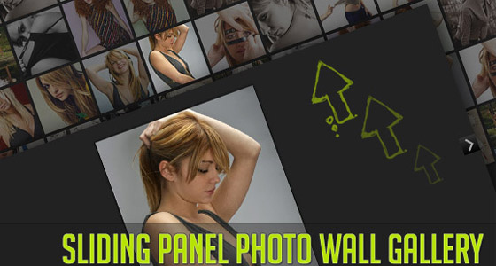 Sliding-Panel-Photo 30+ Best JQuery Tutorials