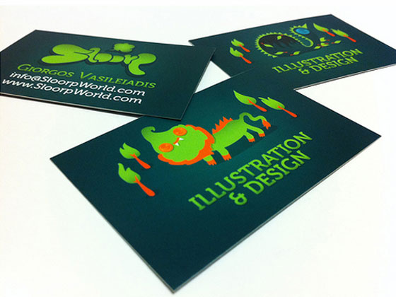 Fresh Business Card Design Inspiration