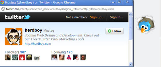 Joomla Social Bookmarking Extenstions