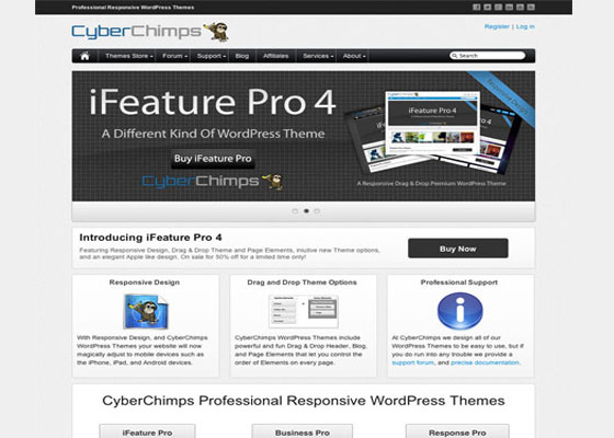 Best-Free-Premium-WordPress-Themes 60 Free And Premium Quality WordPress Themes