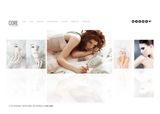 Core-Theme 60 Free And Premium Quality WordPress Themes