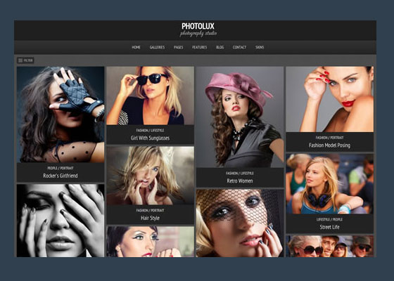 Photolux-Theme 60 Free And Premium Quality WordPress Themes