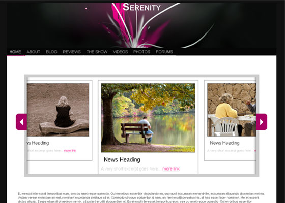 Best HTML5 Free Templates