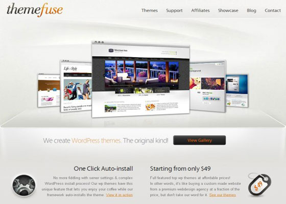themefuse 60 Free And Premium Quality WordPress Themes