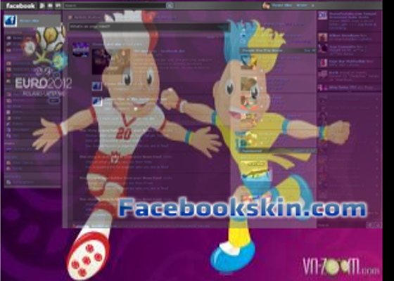 Coolest Facebook Themes Ever