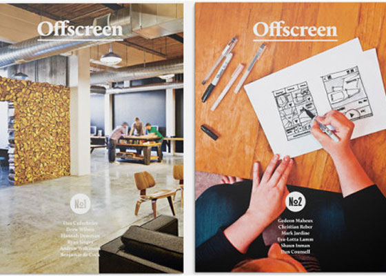 Useful Print and Online Magazines for Web Designers