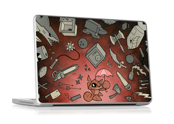 Inspirational Laptop Skins
