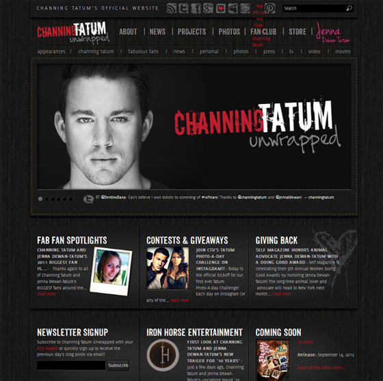 Channing Profile