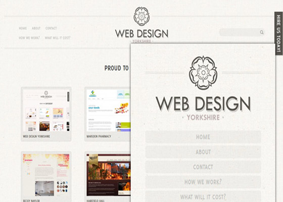 Yorkshire Web Design=