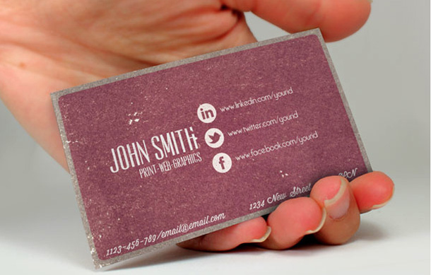Business Cards for Ideas