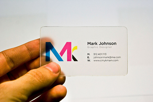 Jhonson Business Card for inspiration