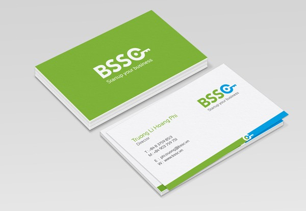 White Business Card for inspiration