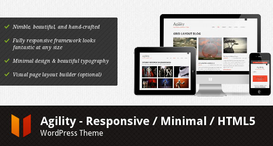 HTML5 Responsive WordPress Themes