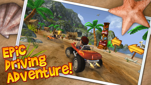 Beach-Buggy-Blitz 25+ Best iOS Games