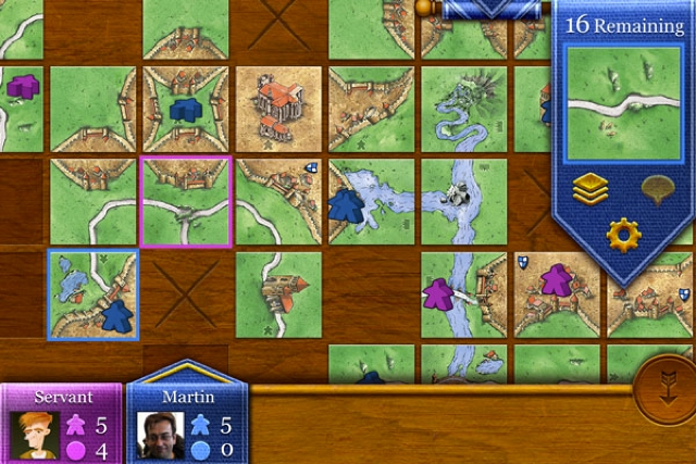 Carcassonne 25+ Best iOS Games
