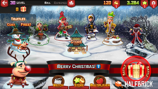 Fruit-Ninja 25+ Best iOS Games