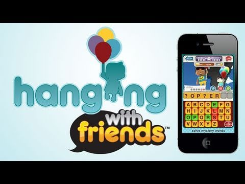 Hanging-With-Friends 25+ Best iOS Games