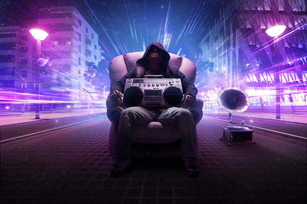 Music-Inspired 20+ Latest Photo Manipulation Tutorials