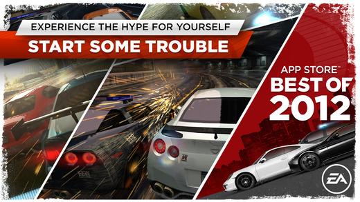 Need-for-Speed 25+ Best iOS Games