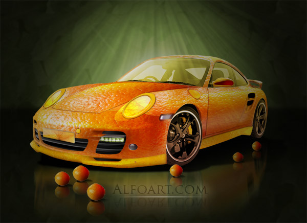 ORANGE-PORSCHE 20+ Latest Photo Manipulation Tutorials