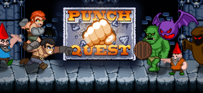 Punch-Quest 25+ Best iOS Games