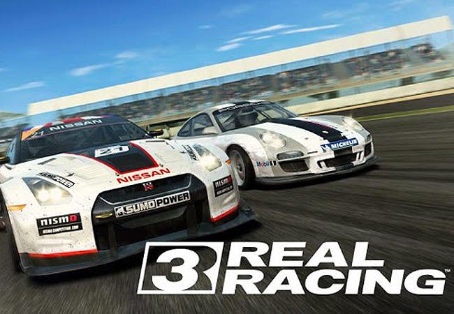 Real-Racing 25+ Best iOS Games