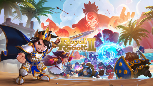 Royal-Revolt 25+ Best iOS Games