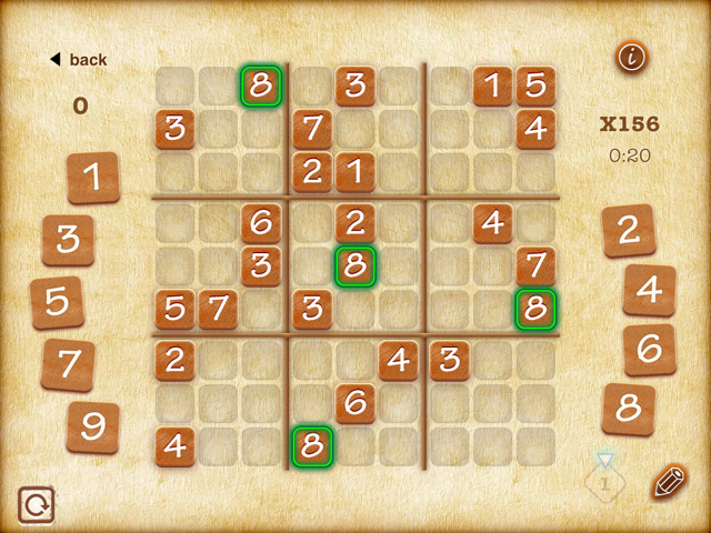 Sudoku 25+ Best iOS Games
