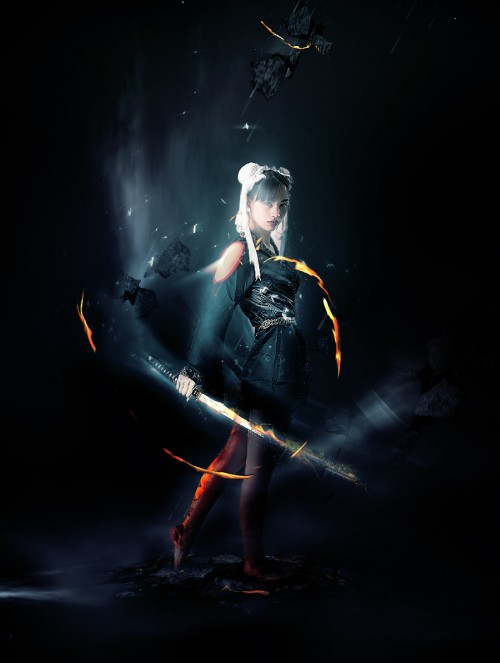 Sword-Warrior 20+ Latest Photo Manipulation Tutorials