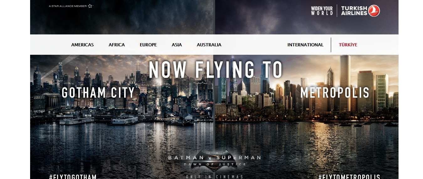 best airlines website