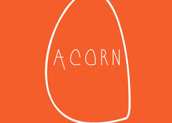 Acorn Awesome and Unique Free Fonts of 2012