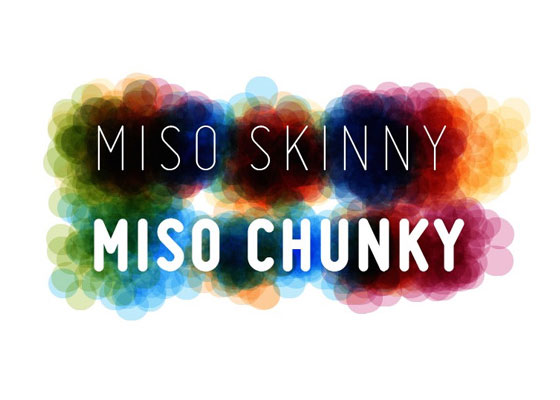 Miso Awesome and Unique Free Fonts of 2012
