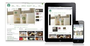 Starbucks Responsive Design