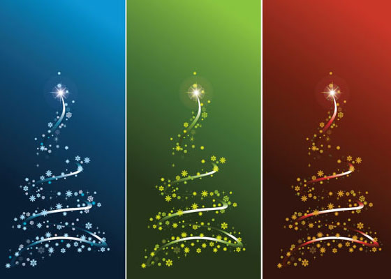 40  christmas design elements  backgrounds  psd files and vectors