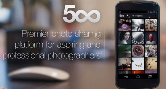 500px 30 Awesome Free Android Apps