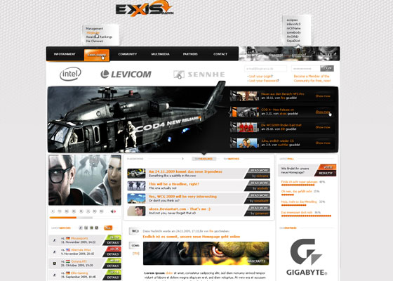Exxis-Dawn-by-akses Great Game Websites For Your Inspiration