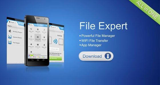 File-Expert 30 Awesome Free Android Apps