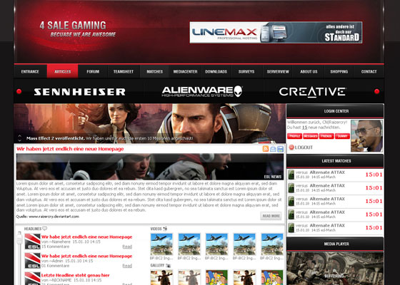 Gaming-by-Raizercry Great Game Websites For Your Inspiration