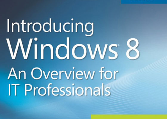 Introducing Windows 8