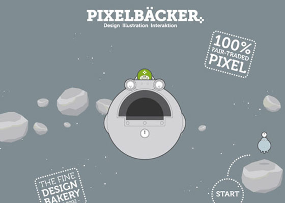 Pixelbacker 25 Awesome Examples of Illustration in Web Design