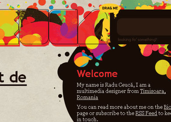Radu-Ceuca 25 Awesome Examples of Illustration in Web Design