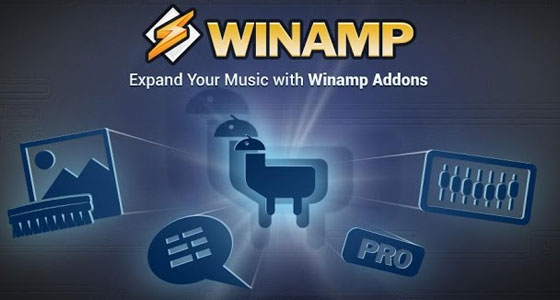 Winamp 30 Awesome Free Android Apps