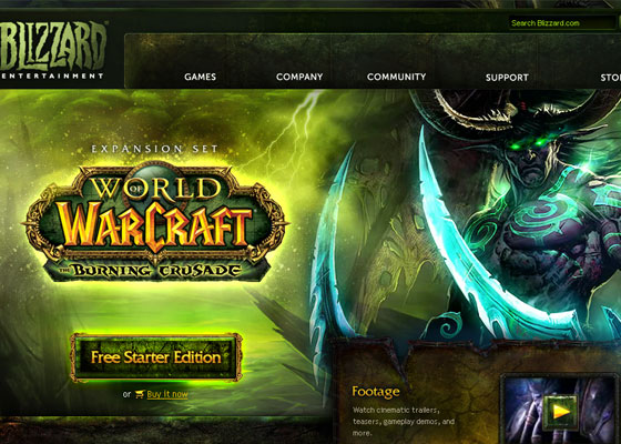 World-of-Warcraft Great Game Websites For Your Inspiration