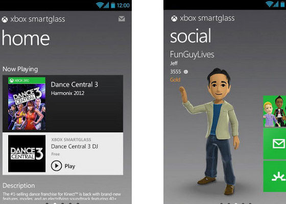 Xbox-Smartglass 30 Awesome Free Android Apps
