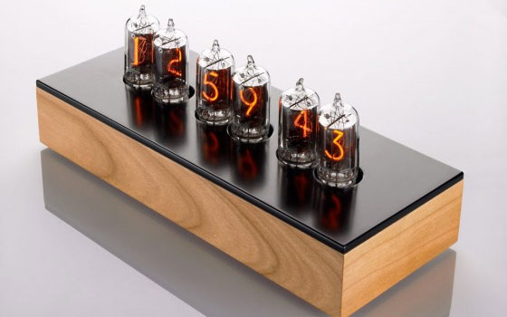 Chronotronix Clock Designs Inspiration
