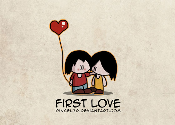 First-Love Most Beautiful Valentines Wallpapers