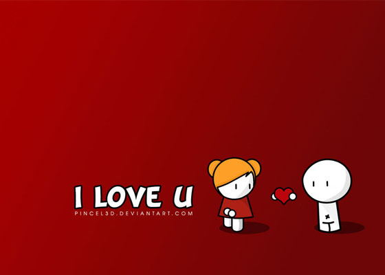 I-love-Wallpaper Most Beautiful Valentines Wallpapers