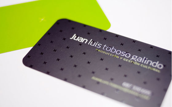 JTG Business cards