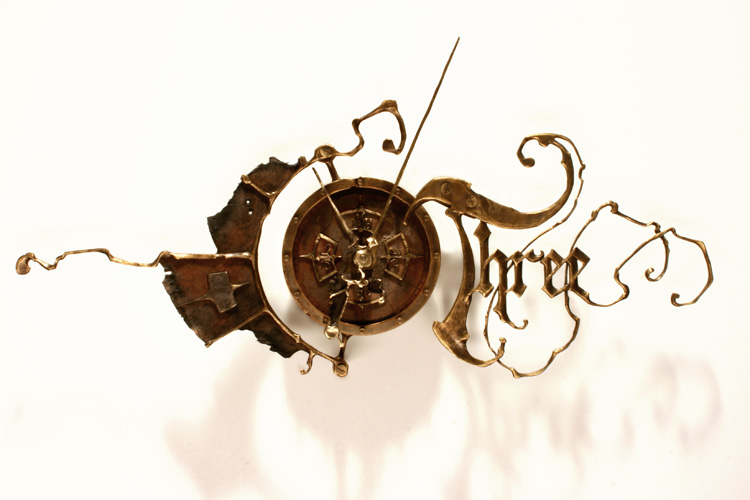 Steampunk-Clock Clock Designs Inspiration